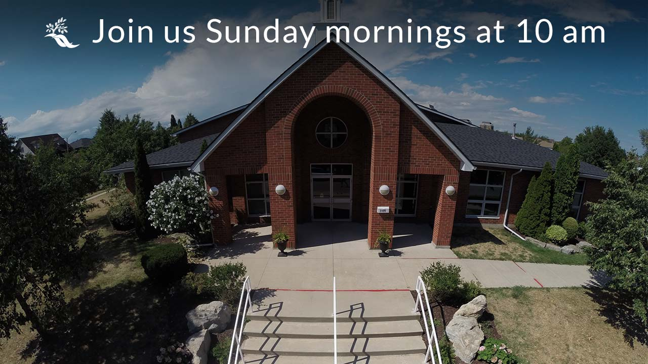 Join us Sunday mornings at 10 am